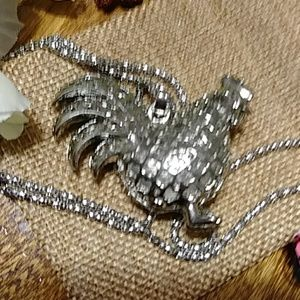 Betsey Johnson Jewelry - Adorable chicken necklace NWT